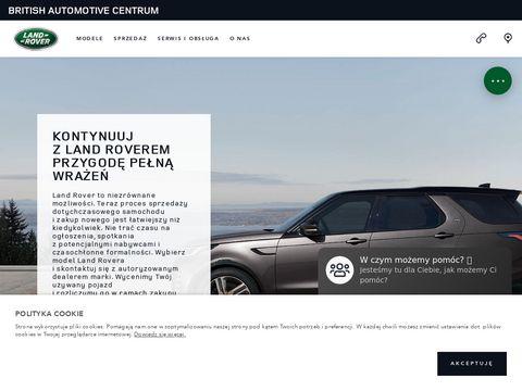 Jlrcentrum.landrover.pl Land Rover