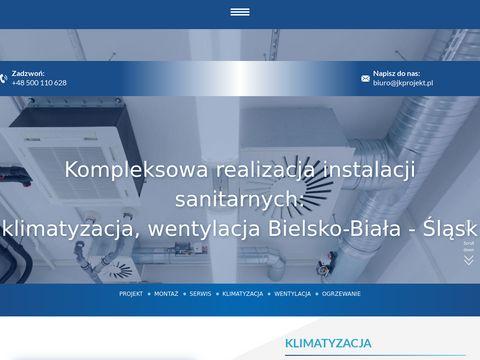 Jkprojekt.pl serwis klimatyzacji Bielsko