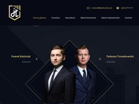 Jtadwokaci.pl kancelaria Warszawa