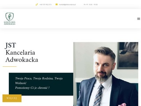 JST kancelaria adwokacka Warszawa