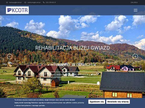 Kcotr.pl turnus rehabilitacyjny nad morzem