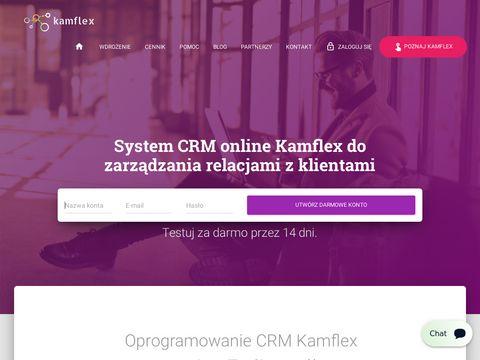 Kamflex system CRM