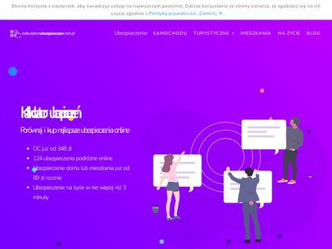 Kalkulatorubezpieczen.net.pl