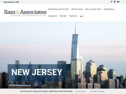 Kancelariailasz.com adwokat USA
