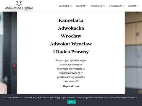 Kancelariaea.pl Anczewska i Puńko