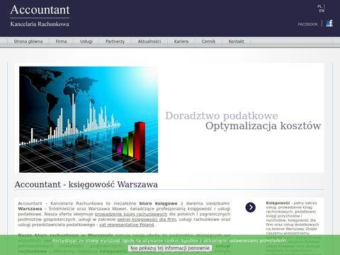 Kancelaria-accountant.pl biuro rachunkowe
