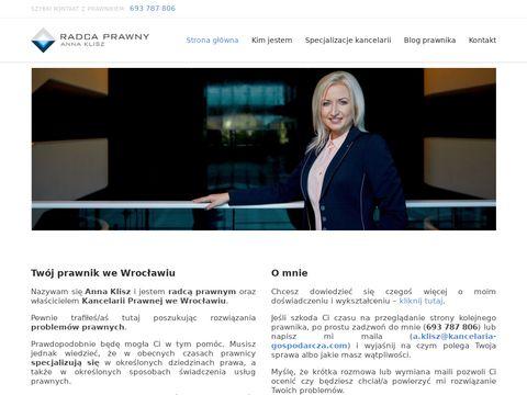 Kancelaria-gospodarcza.com - Anna Klisz