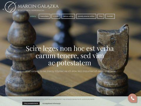 Kancelaria-galazka.pl - prawnik z Lublina