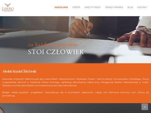 Kancelaria-libero.pl - adwokat Łódź