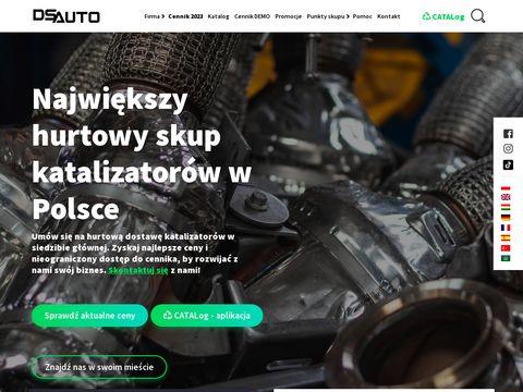 Katalizatorychrzanow.pl skup