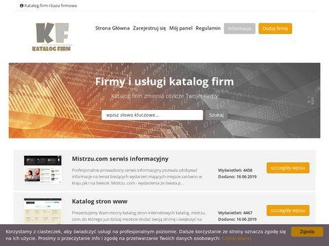 Katalog-firmy.biz baza firm
