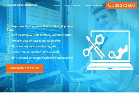 Komputerekspert.pl - serwis komputerów