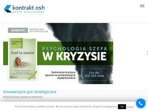 Kontraktosh.pl kurs handlowca