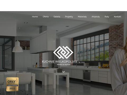 Kuchniewielkopolskie.pl na wymiar