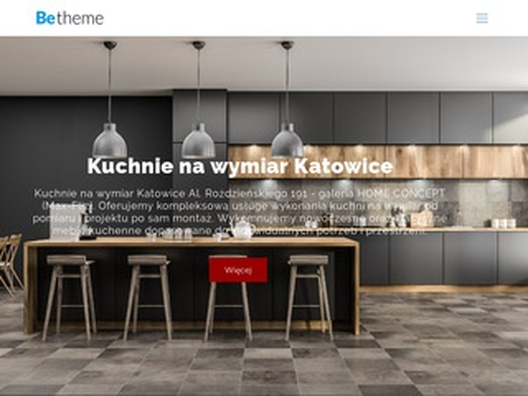 Kuchniesilesia.pl na wymiar Katowice