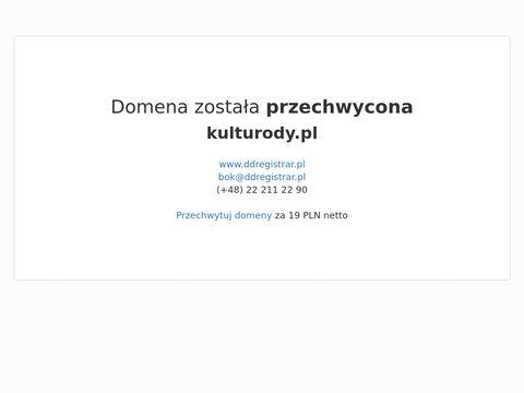 Kulturody.pl - portal lifestylowy
