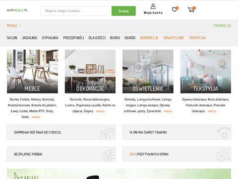 Kupmeble.pl internetowy sklep meblowy