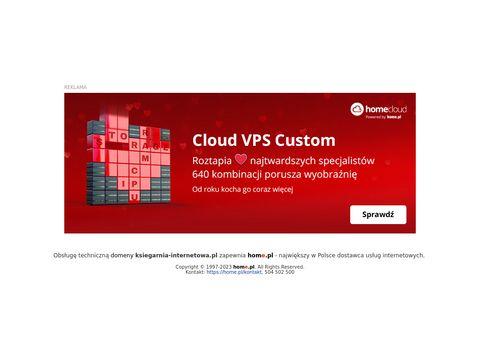Ksiegarnia-internetowa.pl wysyłkowa