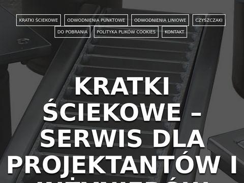 Kratki-sciekowe.com.pl wpusty podłogowe