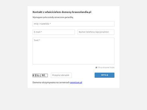 Krasnolandia.pl - sklep dla dzieci