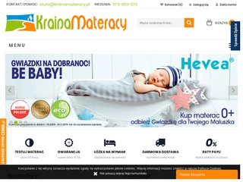 KrainaMateracy.pl Sklep online