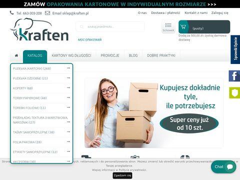 Kraften.pl - kartony
