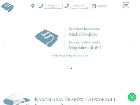 Krmp.pl kancelaria adwokacka Kraków