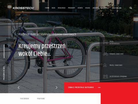 Krosstech.pl ławki Warszawa