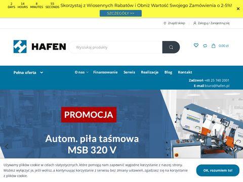 Hafen.pl wiertarki promieniowe do metalu