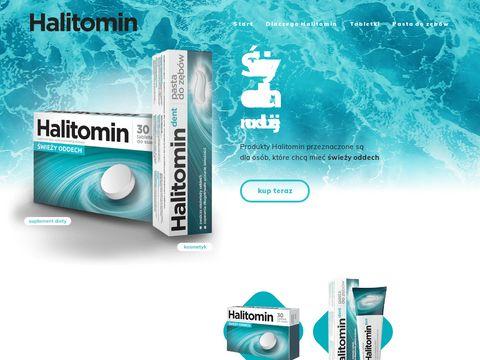 Halitomin.pl tabletki