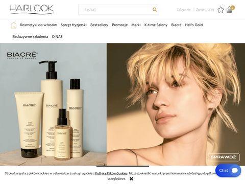 Hairlook.pl sprzęt fryzjerski