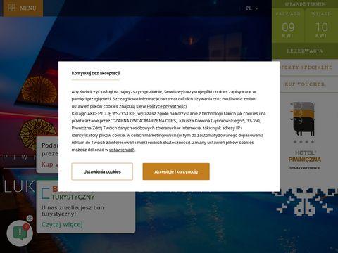 Hotelpiwniczna.pl - wczasy odchudzające