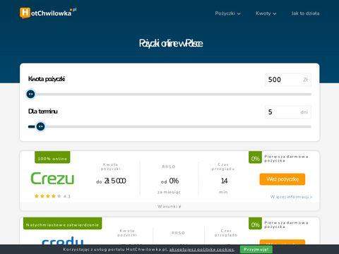 Hotchwilowka.pl bez BIK