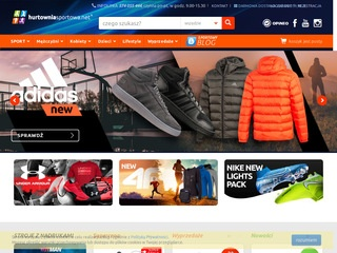 Hurtowniasportowa.net plecaki adidas