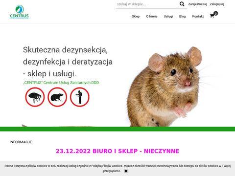 Centrus środki na owady Lublin
