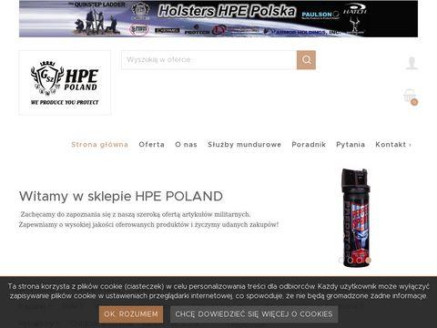 Holsters HPE Polska
