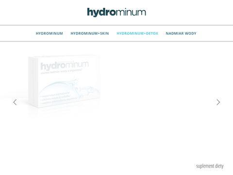 Hydrominum.pl tabletki