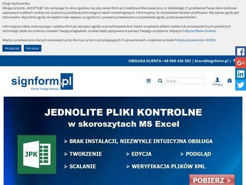 Iform.pl jpk