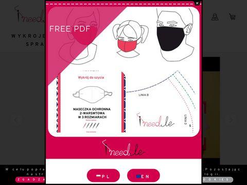 Ineedle.pl wykroje
