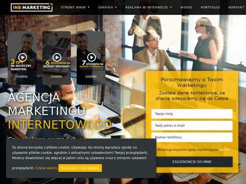 Inbmarketing.pl tworzenie stron www z Lublina