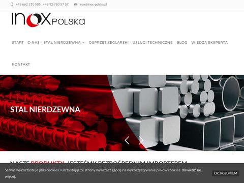 Inox Polska hurtownia stali nierdzewnej