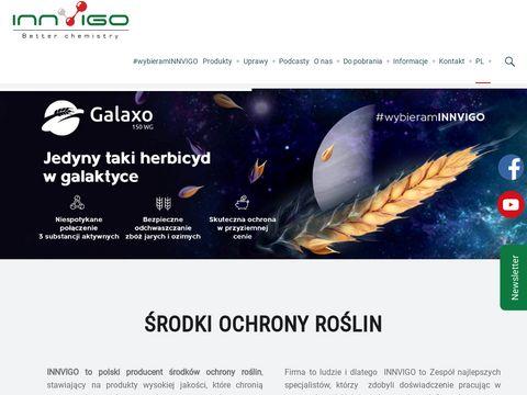 Innvigo.com środki ochrony roślin