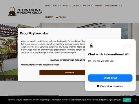 Internationalwindows.pl wooden casement