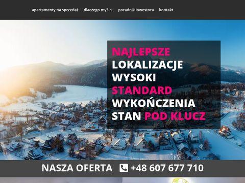 Inwestujwzakopanem.pl apartamenty