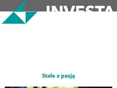 Investa.pl cięcie laserowe stali