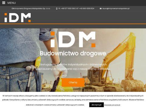 Inzynieriamalopolska.pl usługi koparką