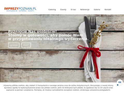 Imprezypoznan.pl catering dla firm