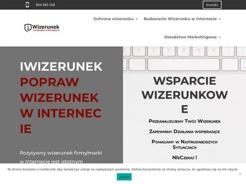 IWizerunek.pl - budowanie wizerunku