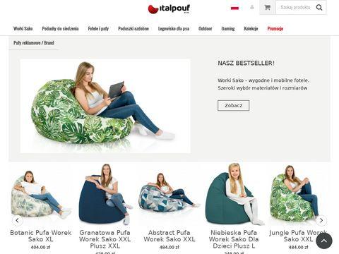 Italpouf.pl pufa