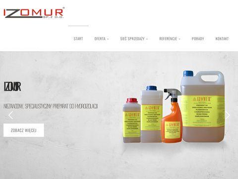 Izomur.pl - hydroizolacja